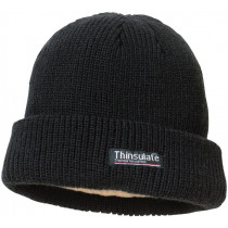 GORRO PUNTO THINSULATE® NEGRO