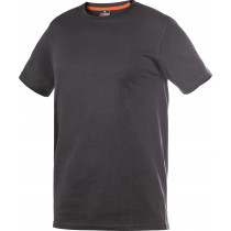 CAMISETA MC JOB+ COLOR GRIS OSCURO T:S
